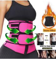 Sports slimming bodysuit