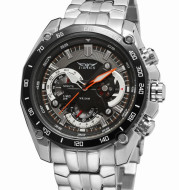 Waterproof mechanical watch