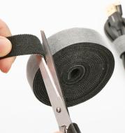 Velcro cable management