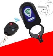 Anti-theft Bike Lock With Wireless Remote Control