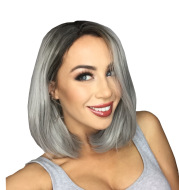 Mid-section wave wig
