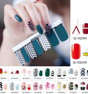 Manicure all sticker