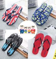 Non-slip wear-resistant feet Men's flip-flops