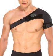 Adjustable sports shoulder pads