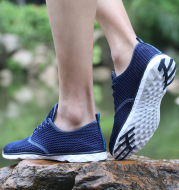 Breathable mesh wading shoes