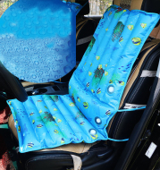 Cooling ice cushion