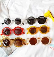 Children's round sunglasses