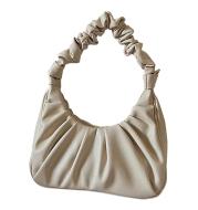 Cloud fold shoulder bag