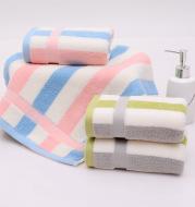 Plain sports thickened 32-strand towel