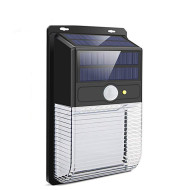 36/32LED solar induction wall light