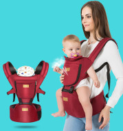 Baby carrier breathable baby waist stool