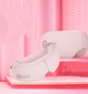 Bluetooth Music Smart Eye Protector Hot Pack Vibration Eye Massage