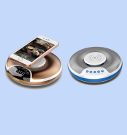 UFO Creative Smart Bluetooth Speaker Wireless Charging