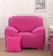 Solid Color Sofa Stretch Sofa Cover