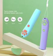 LED Funny Cat Stick Pet Toy