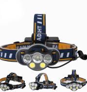 High-power ultra-bright USB charging long-range head-mounted headlights
