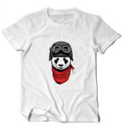 Panda printed short sleeve
