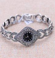 Love Thai Silver Exquisite Watch