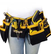 Oxford Cloth Tool Bag Thick Belt Bag