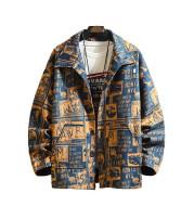 Oversized original lapel jacket