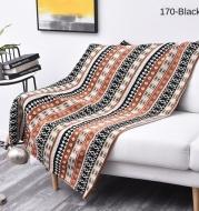 Bohemian sofa cover cloth