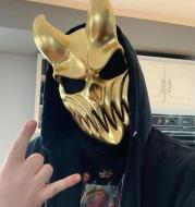 Grim Reaper Dark Son Headgear