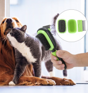 5-in-1 Pet Cleaning and Grooming Comb Set