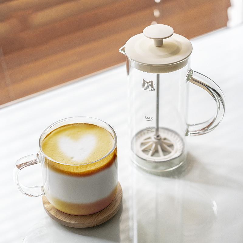 Hand-made Milk Foam Machine (Milk device)