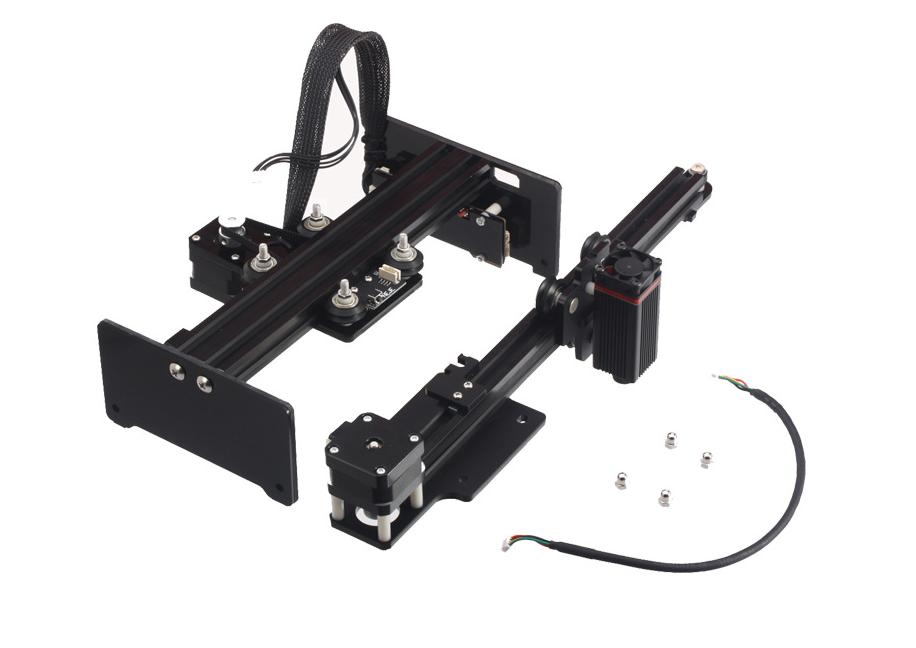 Neje DK-Master3500 3D Laser Engraving Machine with Wireless APP Control Fully Assembly Desktop
