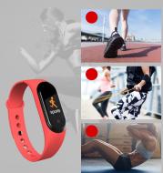 Smart color screen bracelet