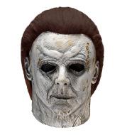 Halloween latex horror headgear