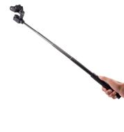 Retractable lengthened selfie stick