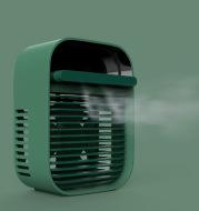 Desktop Air Conditioner Fan Water Spray Fan