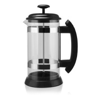 Press Filter Type Glass Coffee Pot