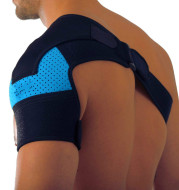 Breathable and Ice Pack Sports Shoulder Pads