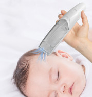 Baby Suction Type Electric Hair Clipper