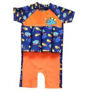Skin-friendly and breathable children's swimsuit