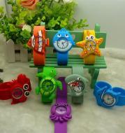 Children's bracelet pat watch