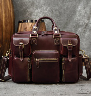 Men's portable diagonal bag