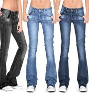 Jeans women trousers