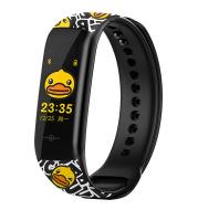 Little yellow duck smart bracelet