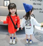 Children's clothing girls T-shirt
