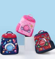 Cute children girls kindergarten school bags