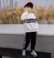 Boy's autumn suit