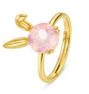 Crystal Bunny Ring