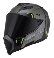 Handsome full-cover motorcycle off-road helmet