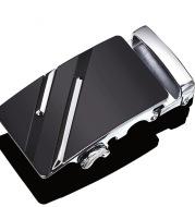 Men's automatic buckle alloy metal buckle