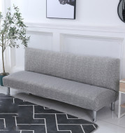 Household folding sofa bed cover