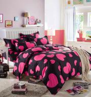 Three-piece bed
