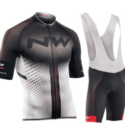 Cycling short-sleeved overalls